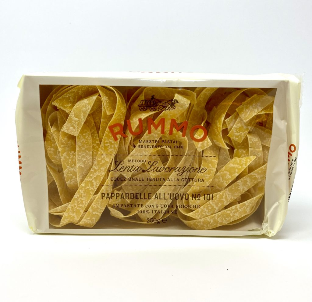 PARPADELLE ALL'UOVO Nº101 RUMMO 250g