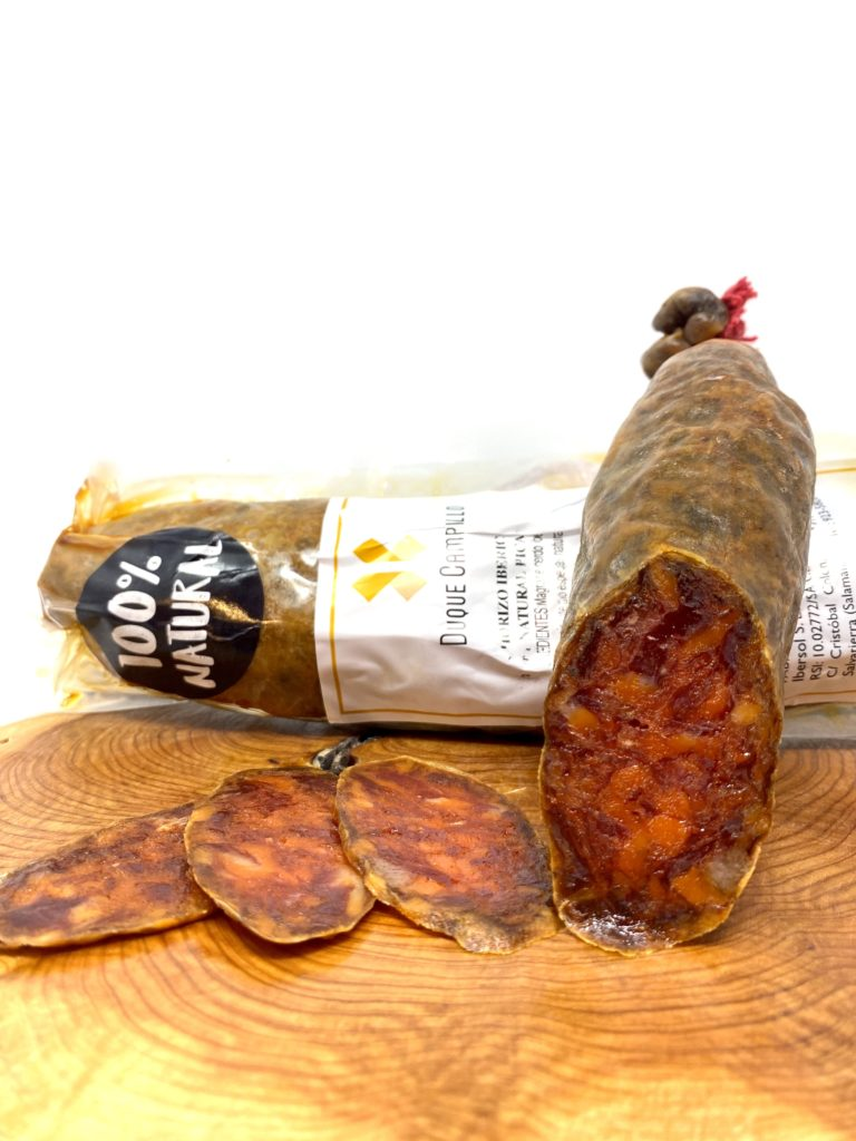 CHORIZO DUQUE CAMPILLO 100% NATURAL 250g aprox